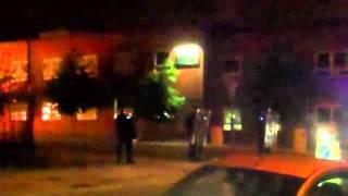 Europe - UK - Toxteth, Liverpool - 20110808 - 3 - Admiral Street, police station under siege.