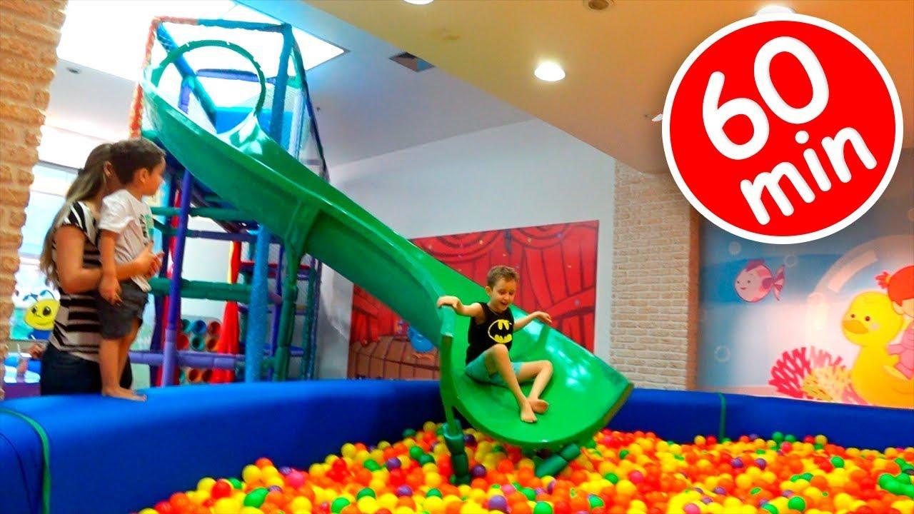 Download Crianças Brincando no Parquinho - 1 Hora de Vídeo para Crianças
