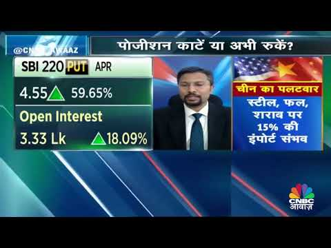 Sensex, Nifty में रिकवरी | Traders Hotline | 23rd Mar | CNBC Awaaz