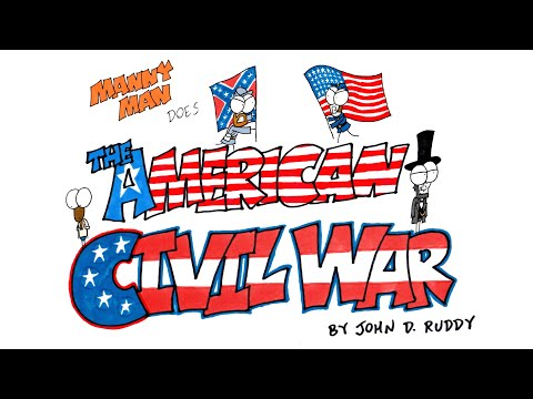 American Civil War in 10 Minutes