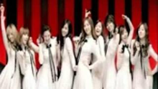 Gambar cover SNSD Chocolate Love MV