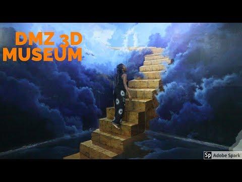 EXPLORING KUTA - DMZ 3D MUSEUM    BALI 2017