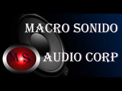 navidad 2017 macro sonido audio corp
