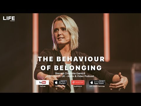 Charlotte Gambill - The Behaviour Of Belonging