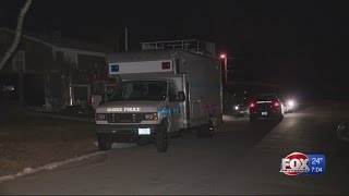 Authorities searching for suspect in Warwick home invasion