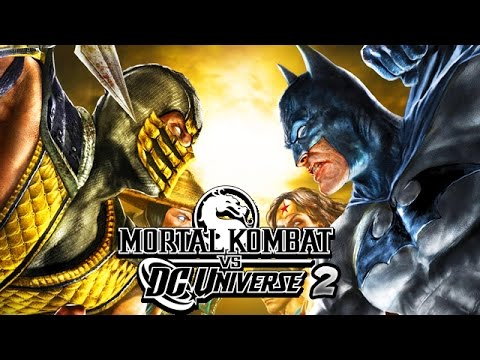 Injustice 2: Mortal Kombat Vs DC 2, Darkseid, Doctor Fate & Booster Gold (Injustice Gods Among Us 2)