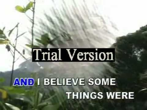 Everything You Do - Christian Bautista (Videoke)