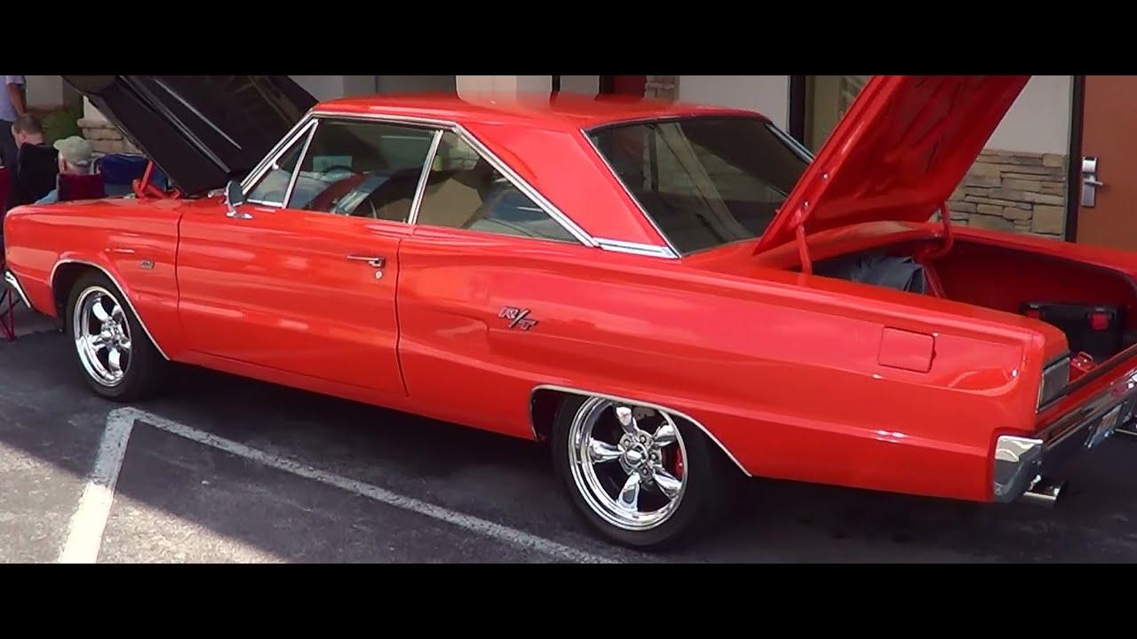 1967 Dodge Coronet R/T 426 HEMI - YouTube