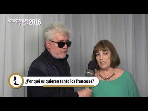 Carmen Maura y Almodóvar, un reencuentro íntimo y divertido