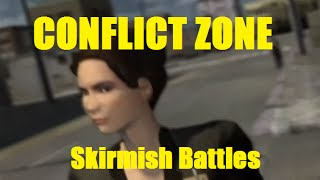 Conflict Zone Skirmish Game 1 PS2