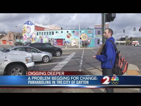 A problem Begging for Change: Panhandling in Dayton