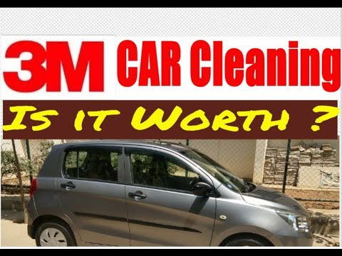 3M Car Interior Cleaning | Hindi