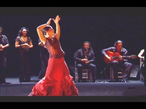La bailaora Patricia Guerrero por tangos