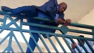 Extraordinary Scenes inside Nigeria National Assembly