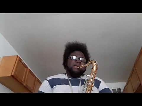 Nkosi Mason- Tenor Sax Jam