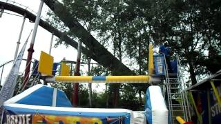 ksi vs callux on battle beam at thorpe park