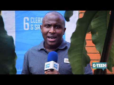 Cleus Bamutura on Climate Action by Teenagers