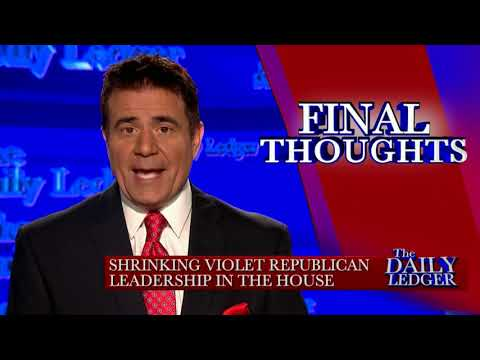 Final Thoughts: GOP Political Wallflowers