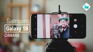 Samsung Galaxy S8 - Review de cámara