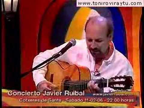 Javier Ruibal - Para llevarte a vivir