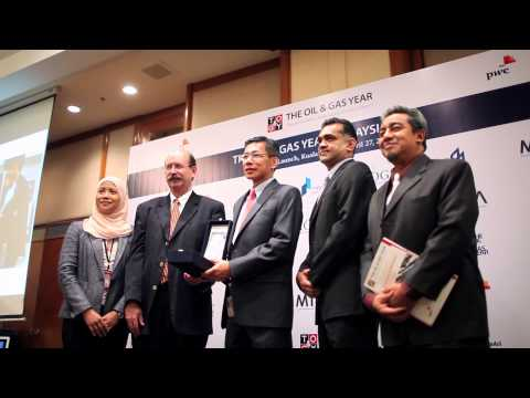 The Oil & Gas Year 2015 Malaysia Launch & Awards Ceremony