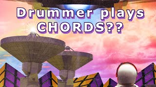 Planetary #shorts - Drummer plays the chords