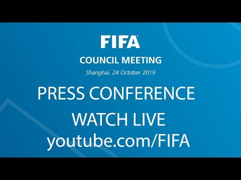 REPLAY: Post-FIFA Council Press Conference