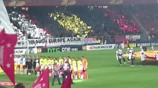 Video Gol Pertandingan Red Bull Salzburg vs Villarreal