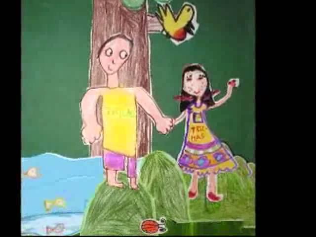 Desenho animado Turma da Floresta
