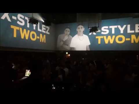 X-Stylez | Two-M: my105​ DJ Night Aura Club Zurich