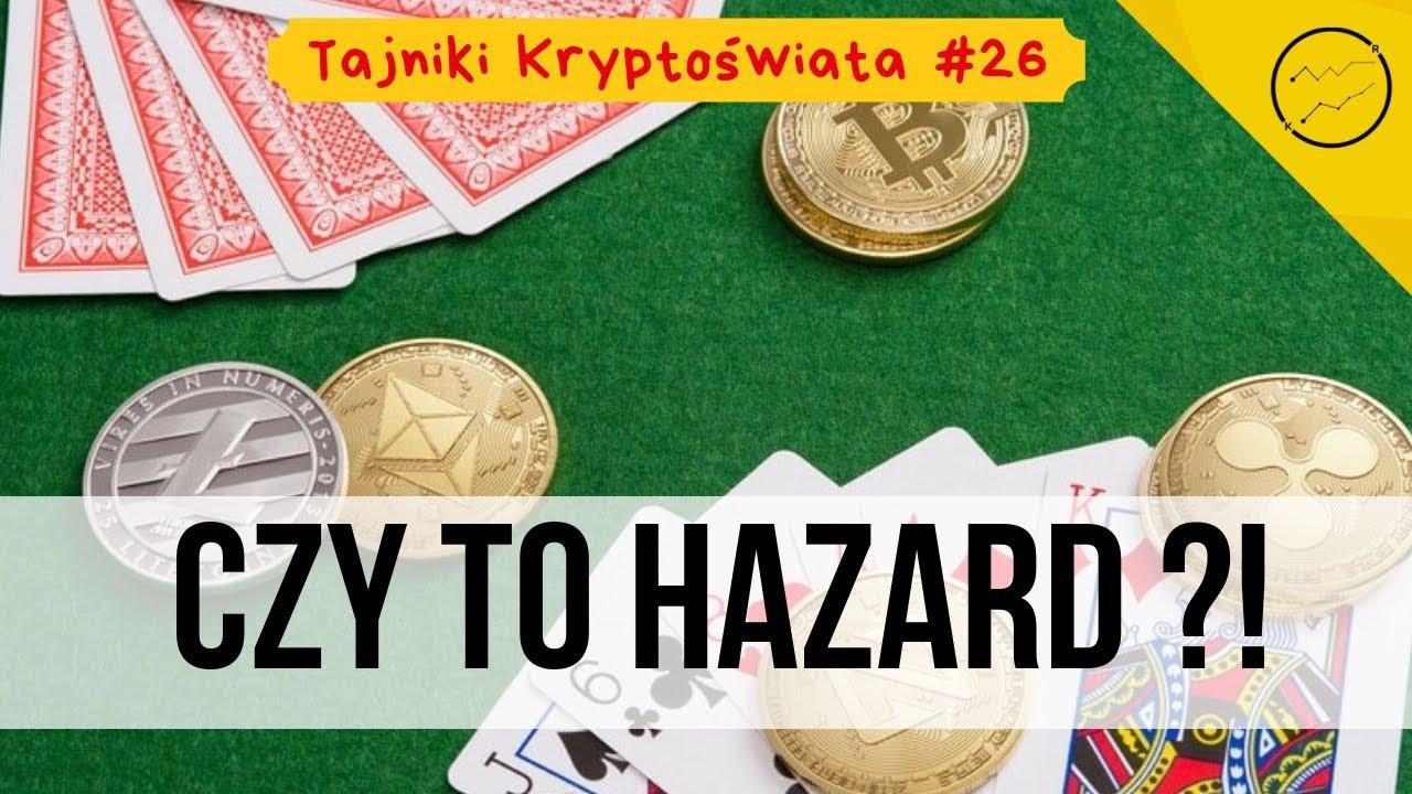 INWESTYCJA W KRYPTOWALUTY TO HAZARD? Jak nie wtopić?  |Tajniki Kryptoświata #26