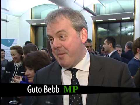 Guto Bebb - British Kebab Awards