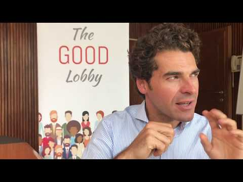 Alberto Alemanno on the Good Lobby
