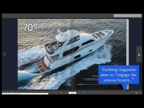 ValueMags Yachting Magazine Digital Promo