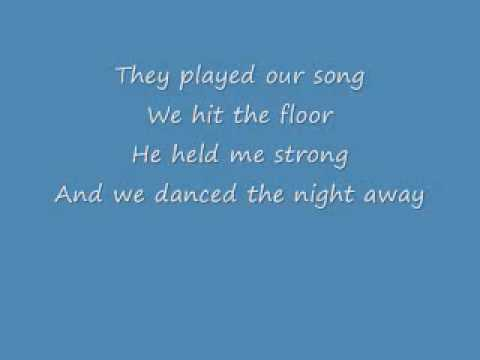 Million Dollar Bill - Whitney Houston, Lyrics