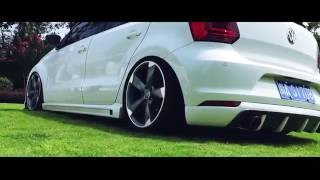 Hellaflush/Bagged VW Polo 6R hangout