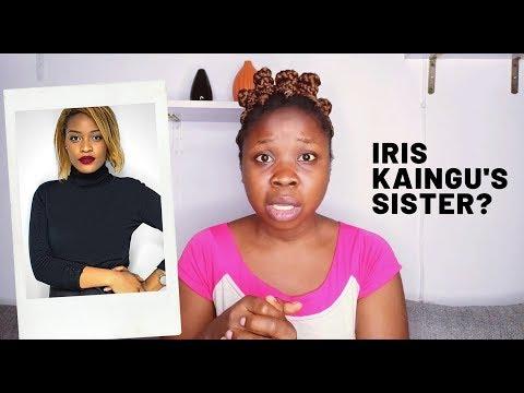 IRIS KAINGU'S SISTER DRAGGED ON THE INTERNET IN ZAMBIA. LILY MUTAMZ