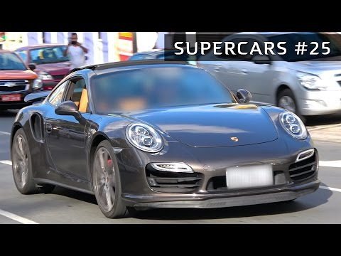 ⚡ SUPERCARS #25 - Porsche 911 Turbo, Ferrari California, BMW 1M, M3, Audi RS6!