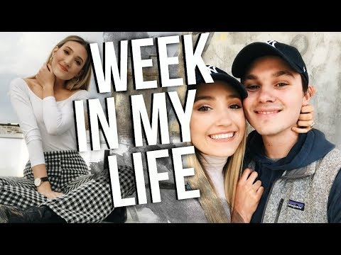 WEEK IN MY LIFE NYC COLLEGE STUDENT! What It's Really Like Going to College In NYC