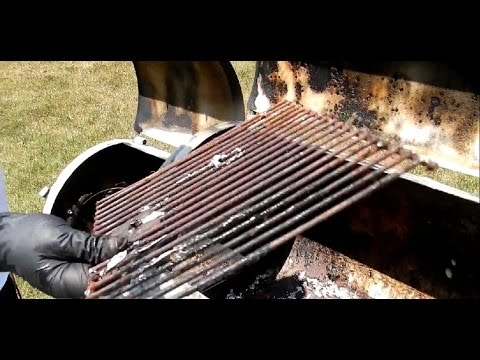 Save Money Renew Your Barbecue Grill