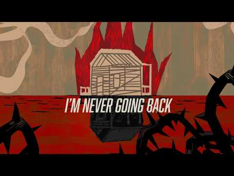 Hot Water Music - Never Going Back (Official Lyric Video)