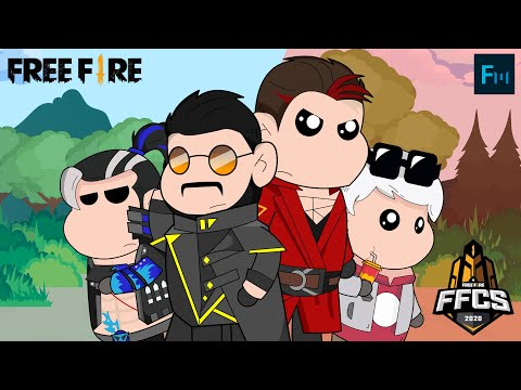  Alok VS Kshmr   FFCS Animation   by : FIND MATOR  