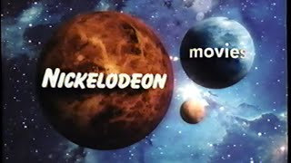 Nickelodeon Movies 2005 Company Logo VHS Capture