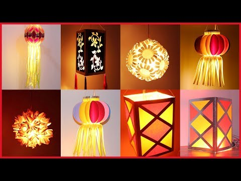 Diwali Special Akash Kandil Collections Lantern Collections | Decoration Ideas | Happy Diwali