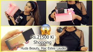 Online Makeup, Skincare & Haircare Haul 💰 | MAC, HUDA BEAUTY, ESTEE LAUDER 💄