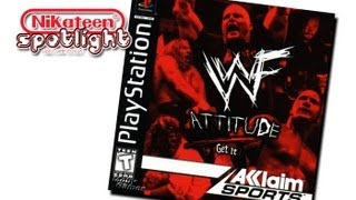 Spotlight Video Game Reviews - WWF Attitude (Playstation)