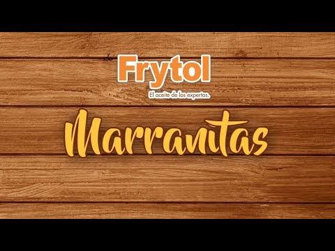 Receta Marranitas con Aceite Frytol