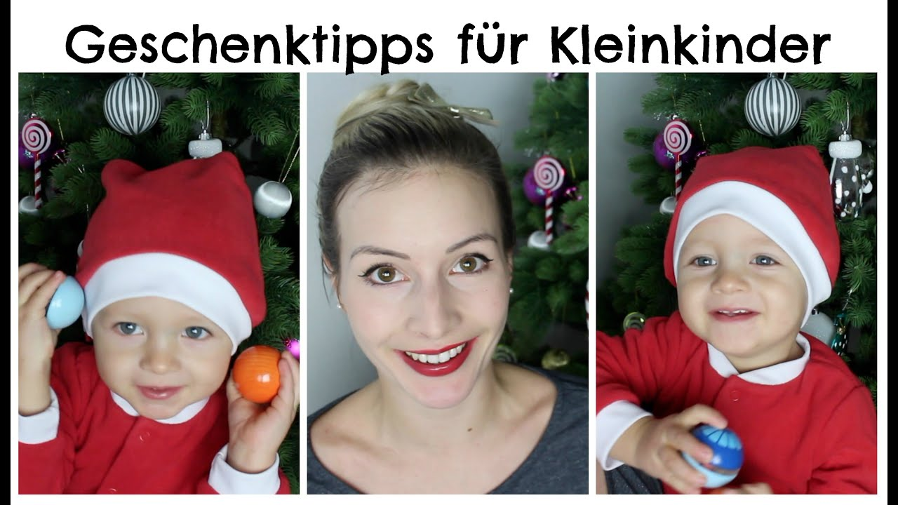 Geschenkideen zu Weihnachten für Kleinkinder mit 18 Monaten I ...