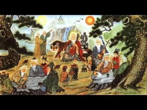 [Chinese Mythology] The Eight Immortals, Mystic Masters of Cosmic Law, Legend Audiobook