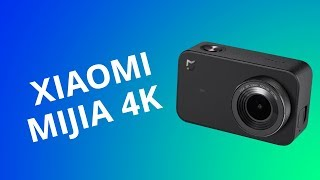 Xiaomi MiJia Action Cam 4K [Análise / Review]